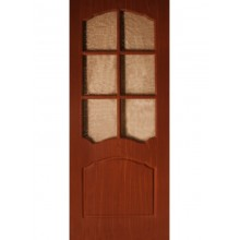 Альфа ПО межкомнатная дверь ПВХ
