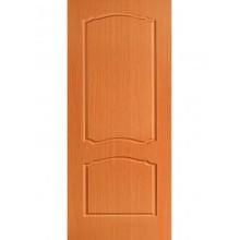 Альфа ПГ межкомнатная дверь ПВХ миланский орех