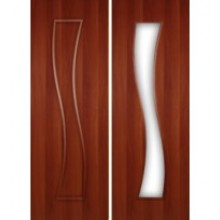 Ламинированная дверь «ЛАГУНА2»