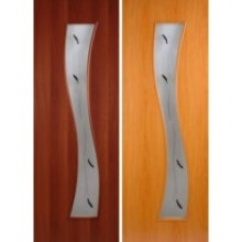 Ламинированная дверь «ЛАГУНА»