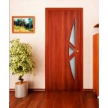 Ламинированная дверь «СОНАТА 4С15Ф»