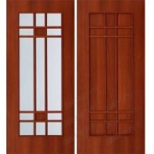 Ламинированная дверь «Г15 / С15»